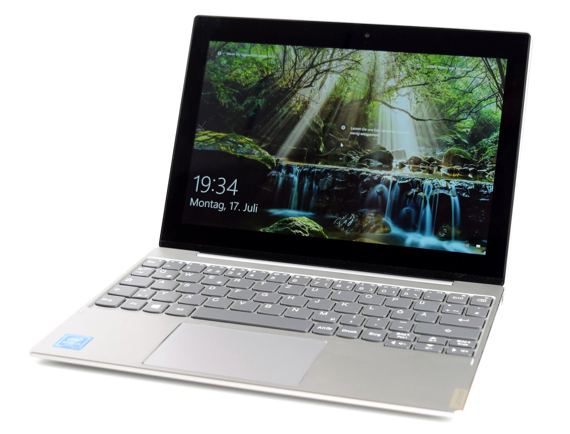 721f1ddd9e3c2a Lenovo IdeaPad Miix 320 Pro (x5-Z8350, LTE, 128 GB) Convertible Review -  NotebookCheck.net Reviews