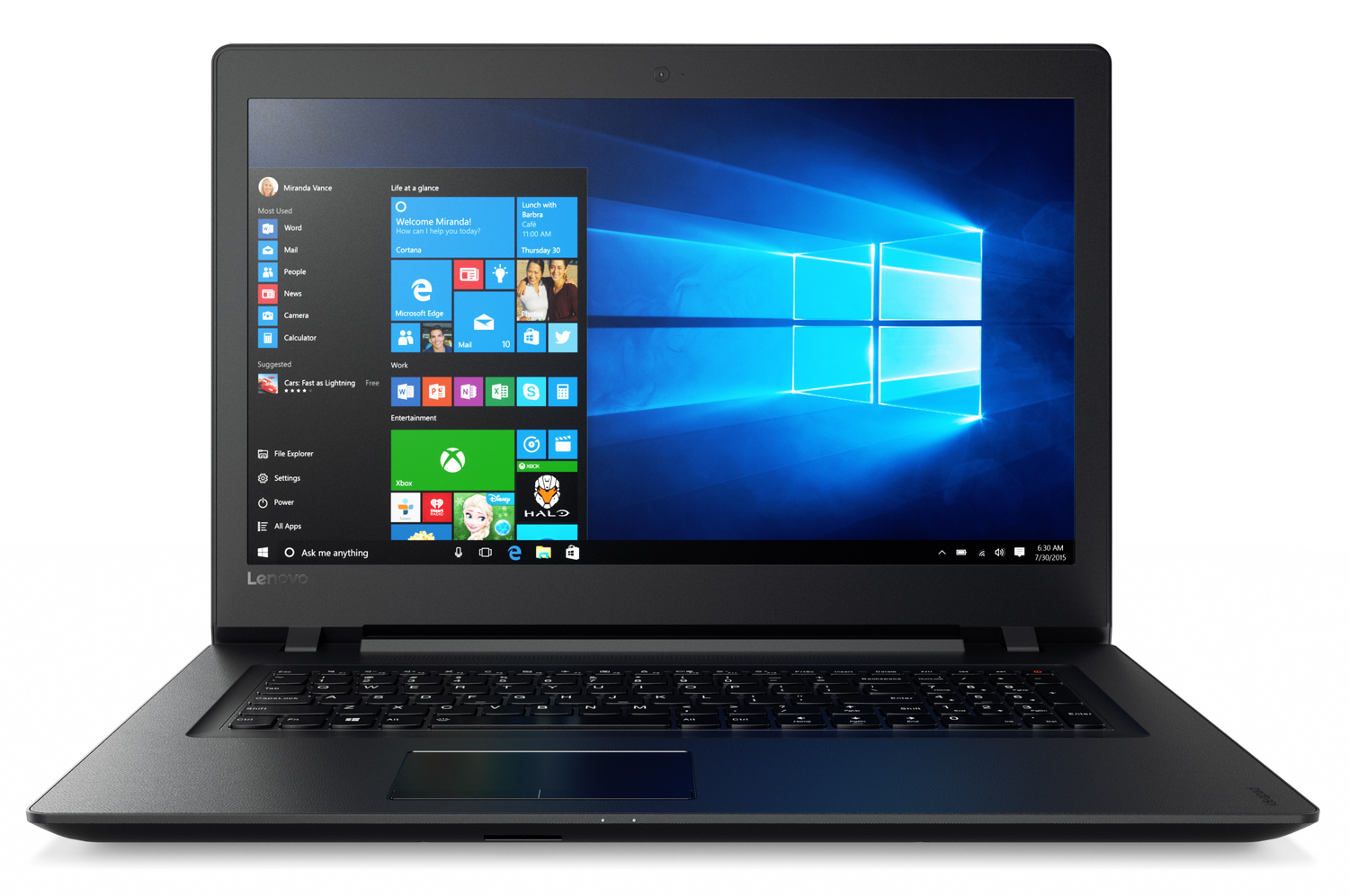 Lenovo IdeaPad V110 17IKB 80V20006GE Notebook Review