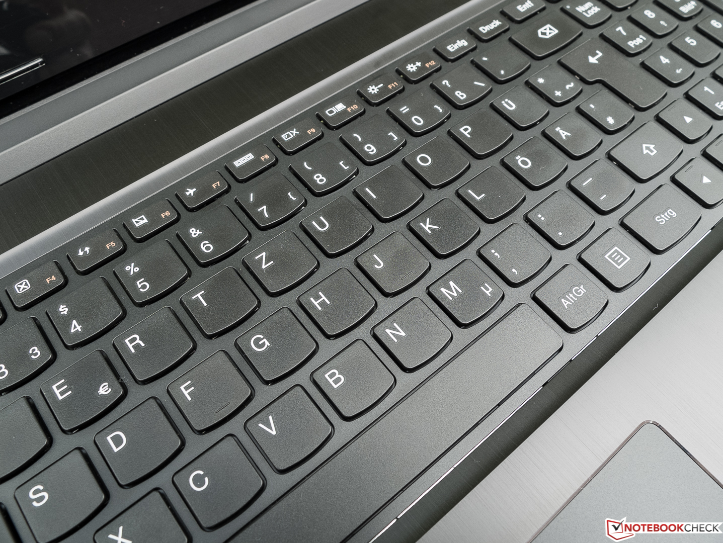 Notebook samsung fn key
