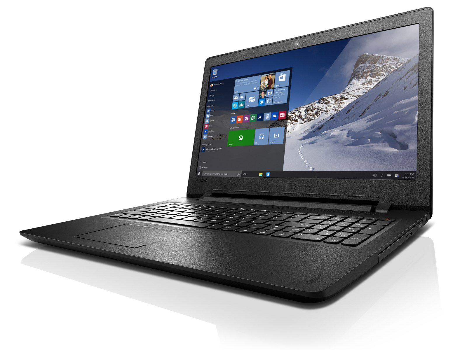 Lenovo IdeaPad 110-15ACL (A8-7410, HD) Laptop Review
