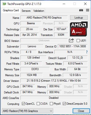 Lenovo IdeaPad 110-15ACL Realtek Card Reader Driver PC