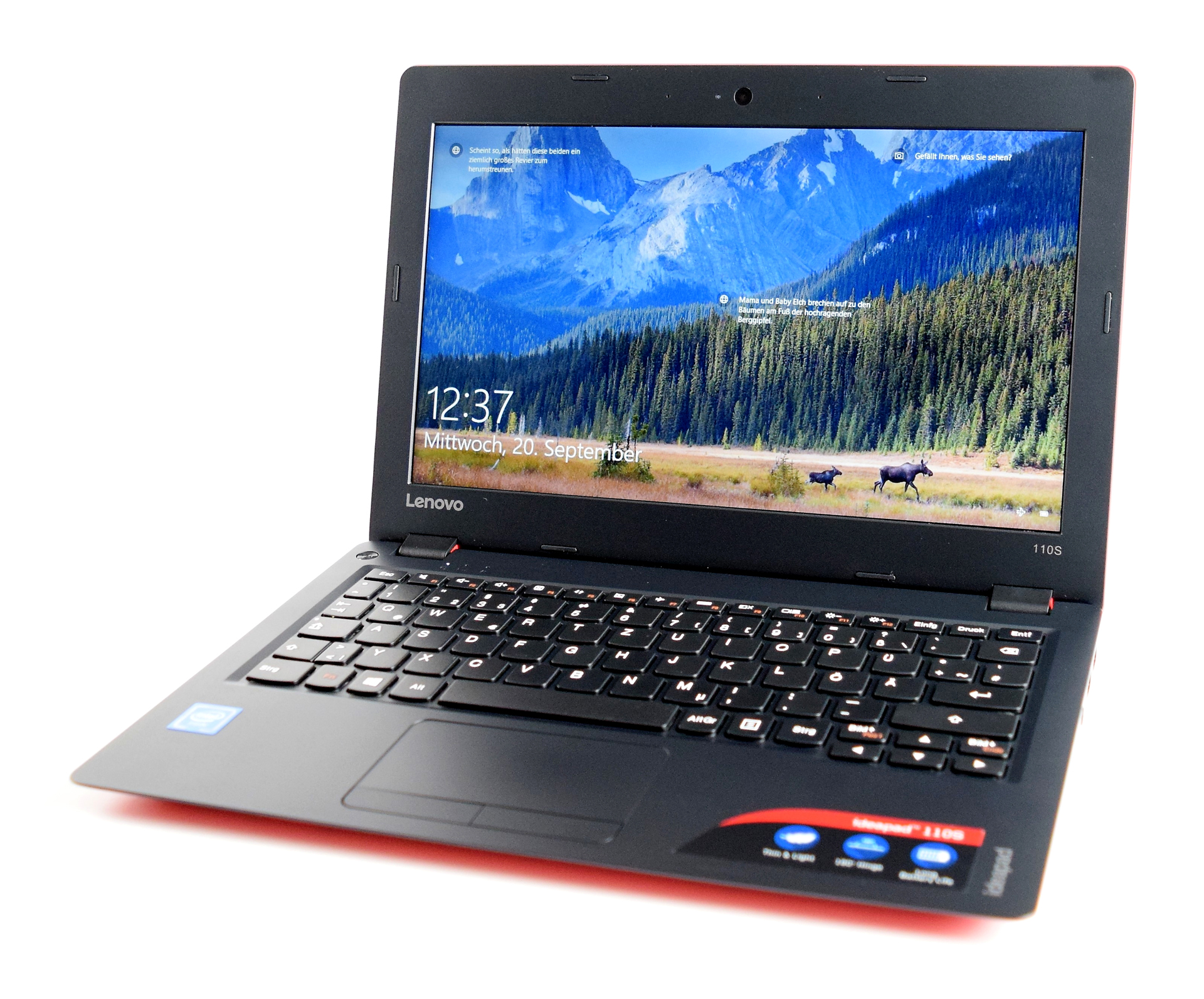 lenovo ideapad 110s n3060 32 gb subnotebook review. Black Bedroom Furniture Sets. Home Design Ideas