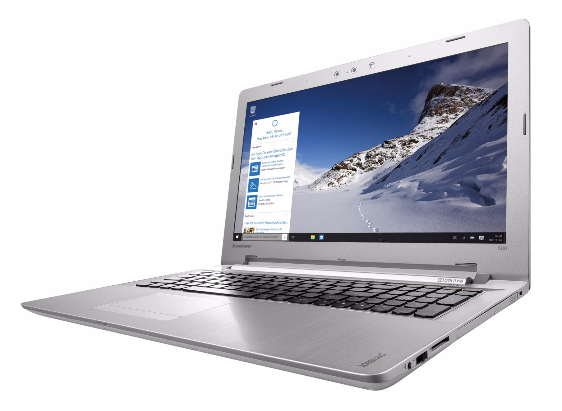 Lenovo IdeaPad 500-15ISK Notebook Review - NotebookCheck.net Reviews