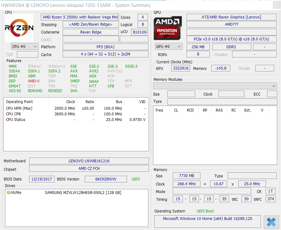 Amd Recommends Uprof Tool Instead Of Hwinfo Or Aida64 Notebookcheck Net News