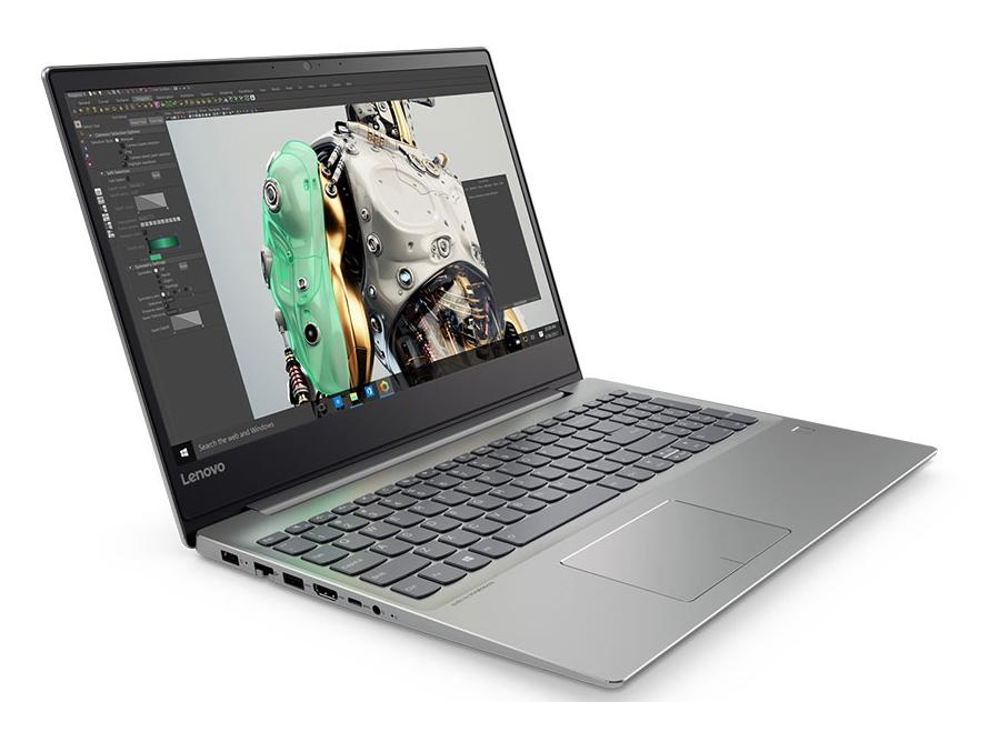 Lenovo Ideapad 720s 15ikb I7 7700hq Gtx 1050 Ti Max Q Ssd
