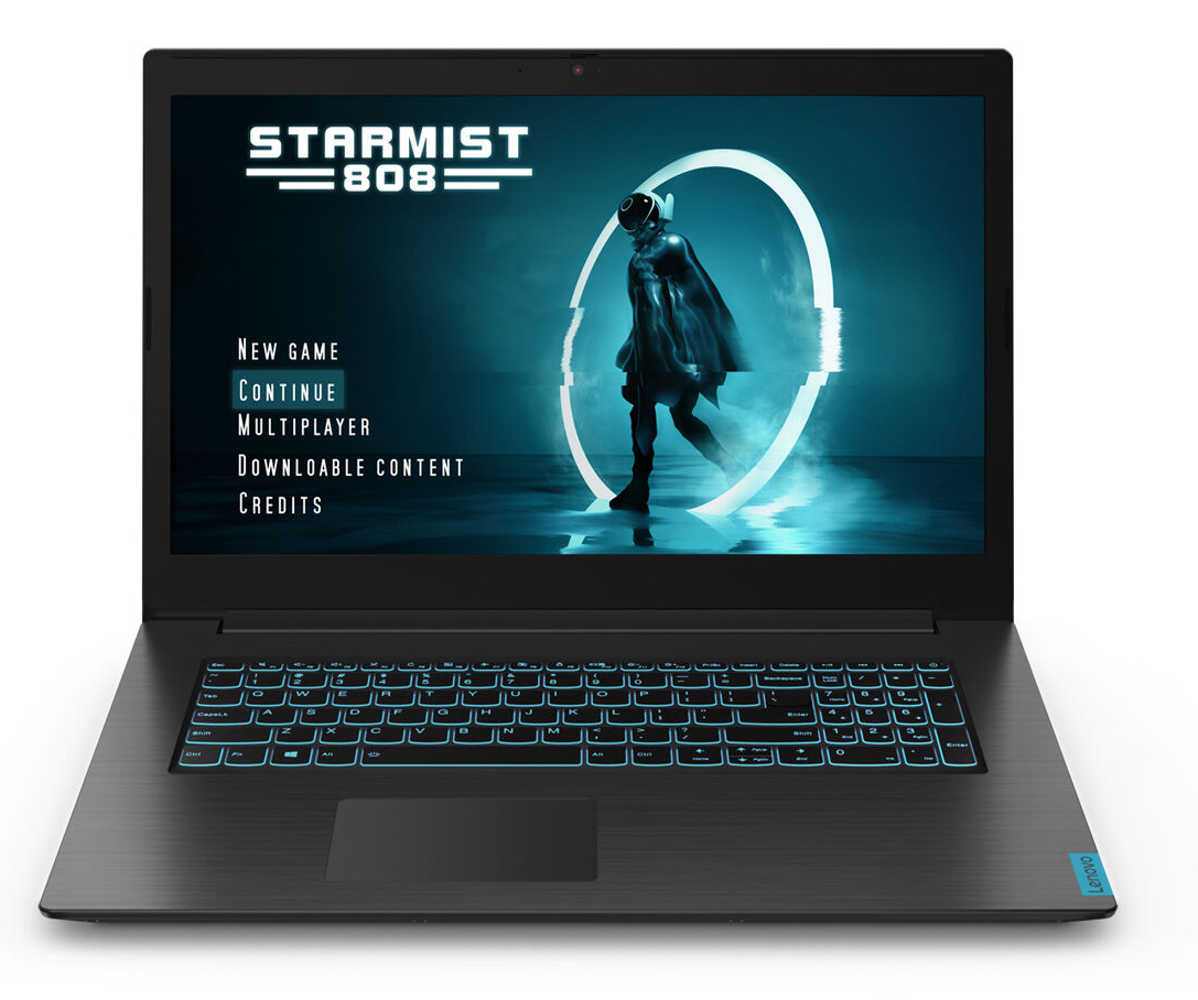 Lenovo Ideapad L340 17irh Review The Well Rounded Mid Range Gaming Notebook Is Unable To Reach Its Full Performance Potential Notebookcheck Net Reviews
