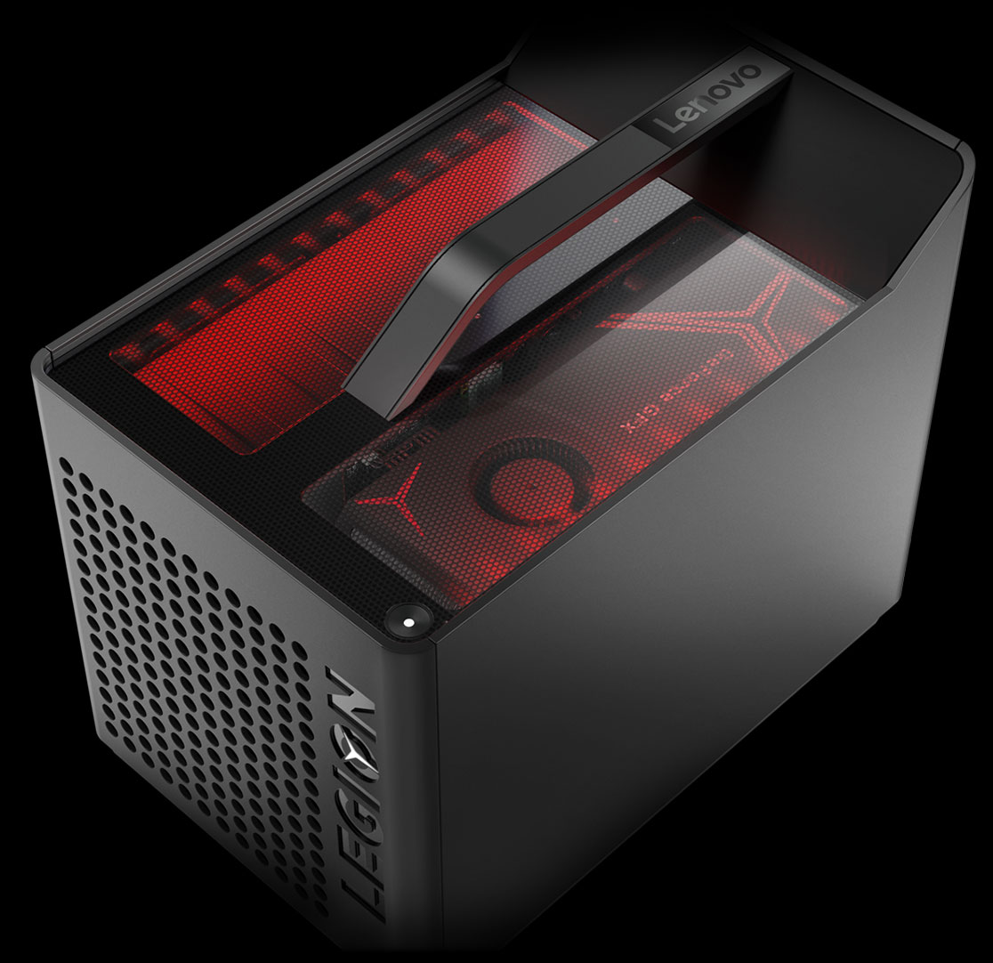 Lenovo Legion C530 Cube (i5-8300, GTX 1050 Ti) Mini PC