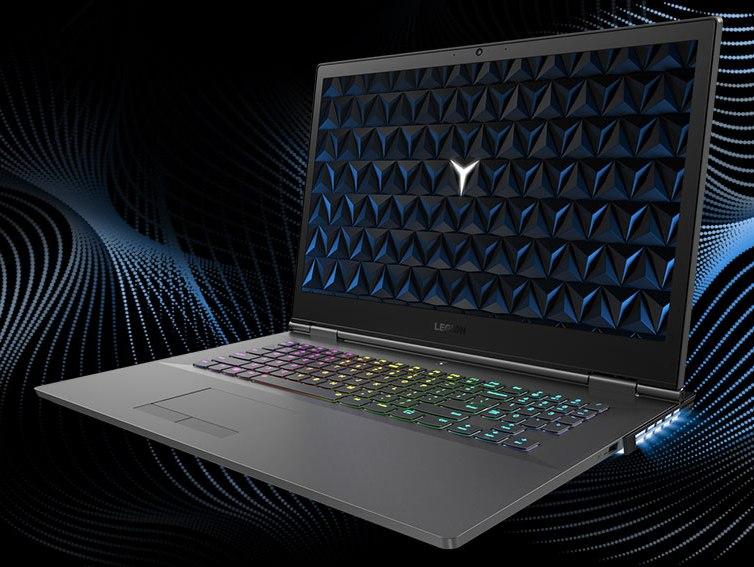 Lenovo Legion Y730-17ICH (i7-8750H, GTX 1050 Ti) Laptop Review