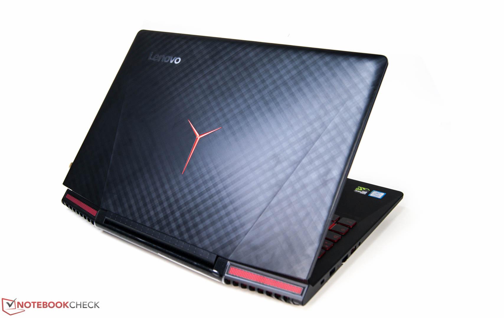Lenovo Legion Y720 7700hq Full Hd Gtx 1060 Laptop Review Microsoft Surface Pro Type Cover Black Fingerprint Bnib The Logo On Back