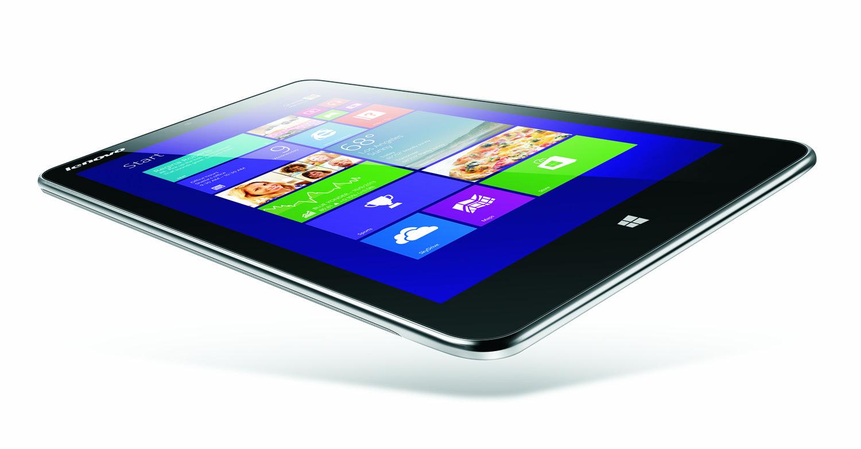 Lenovo announces the Miix2 8-inch Windows tablet