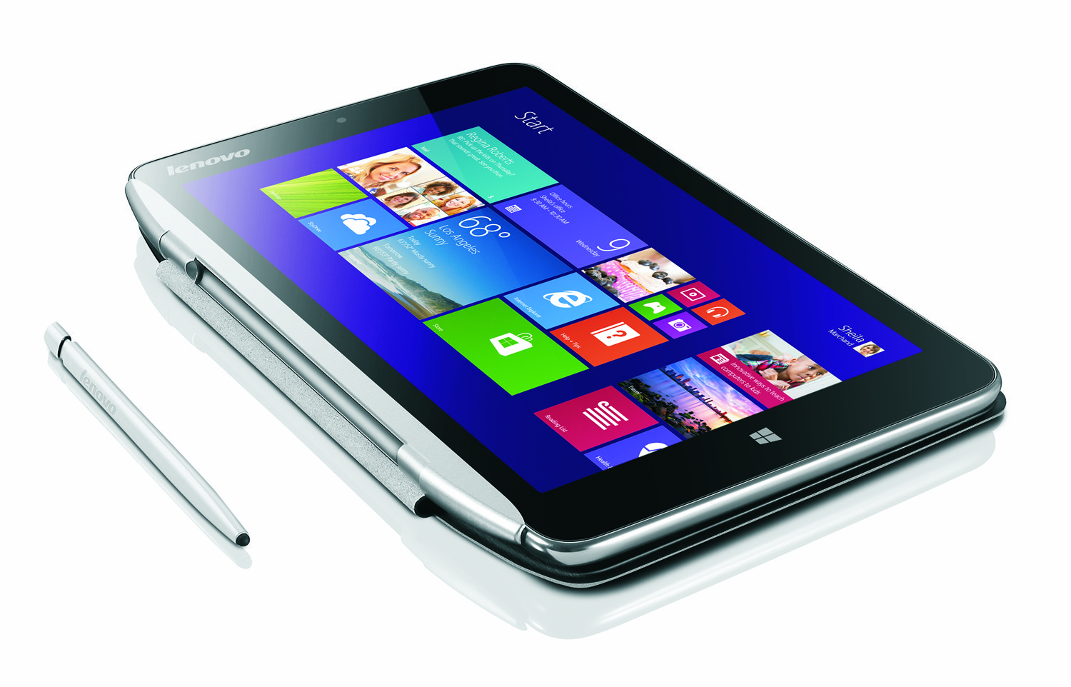 lenovo announces the miix2 8 inch windows tablet news. Black Bedroom Furniture Sets. Home Design Ideas