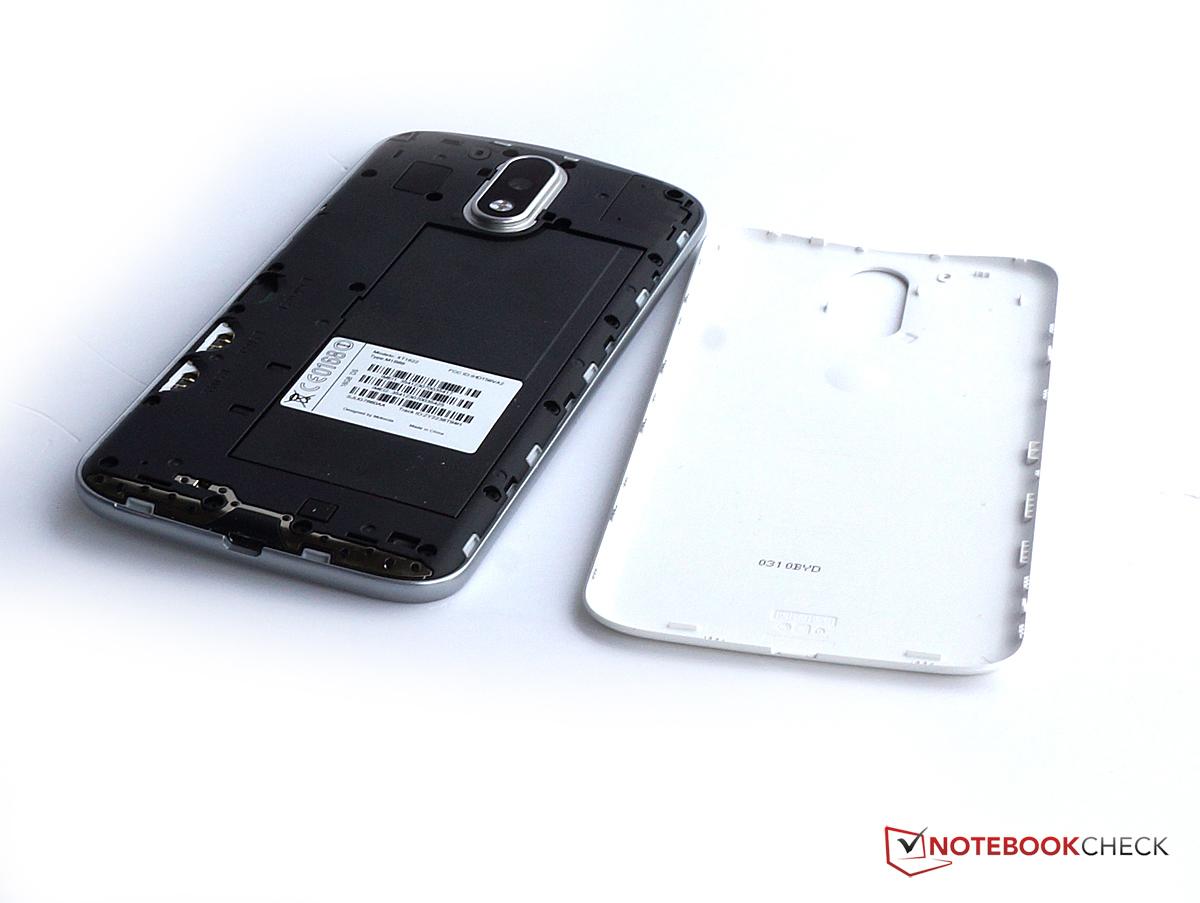 Lenovo Moto G4 Smartphone Review Notebookcheck Net Reviews