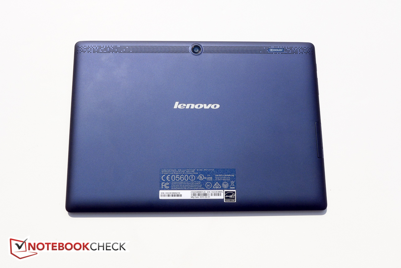 Lenovo TAB 2 A10-70 Tablet Review