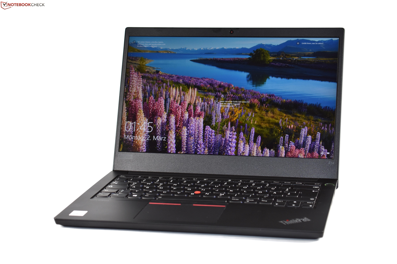 Lenovo Thinkpad E14 Laptop Review Thin Design Beats Upgradability Notebookcheck Net Reviews
