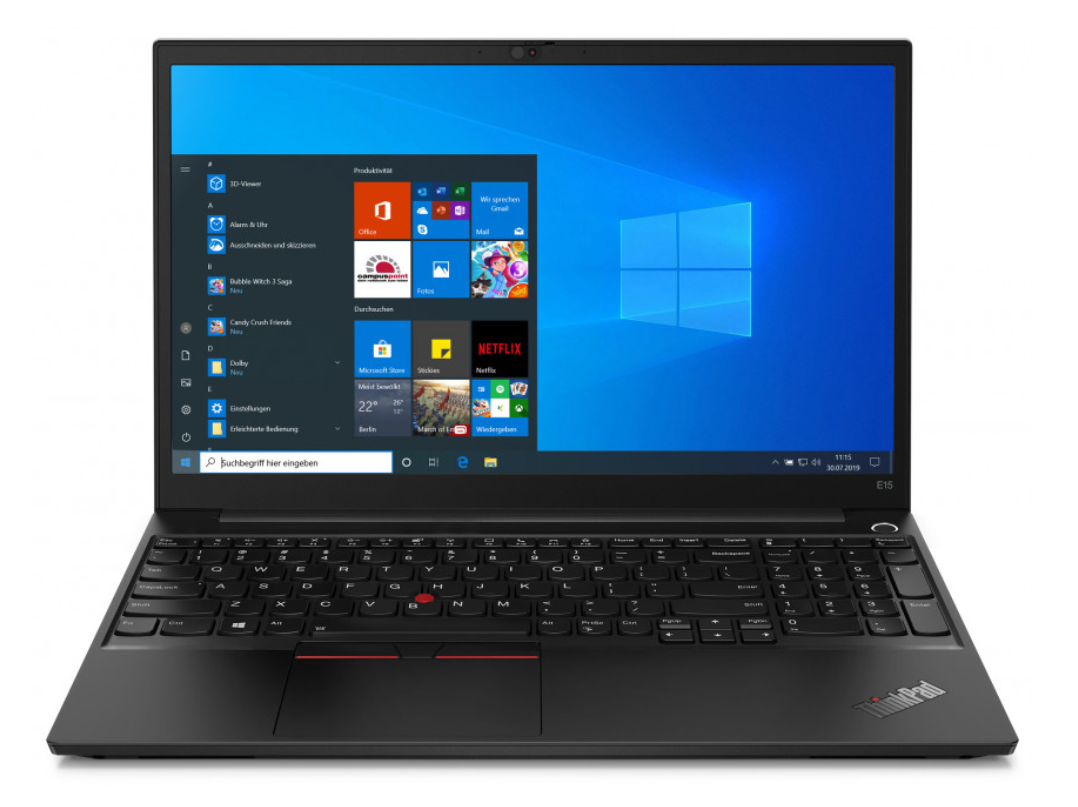 The First Thinkpad With Ryzen 4000 Has Arrived Amd Much Faster Than Intel Notebookcheck Net News