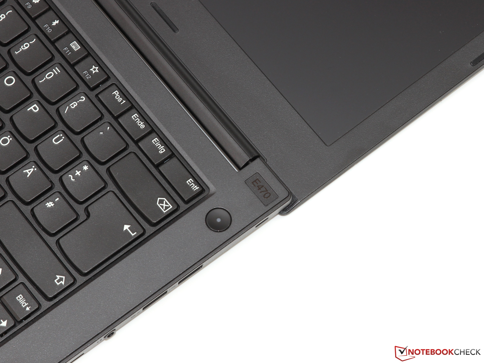 Lenovo ThinkPad E470 (Core i5, GeForce 940MX) Notebook