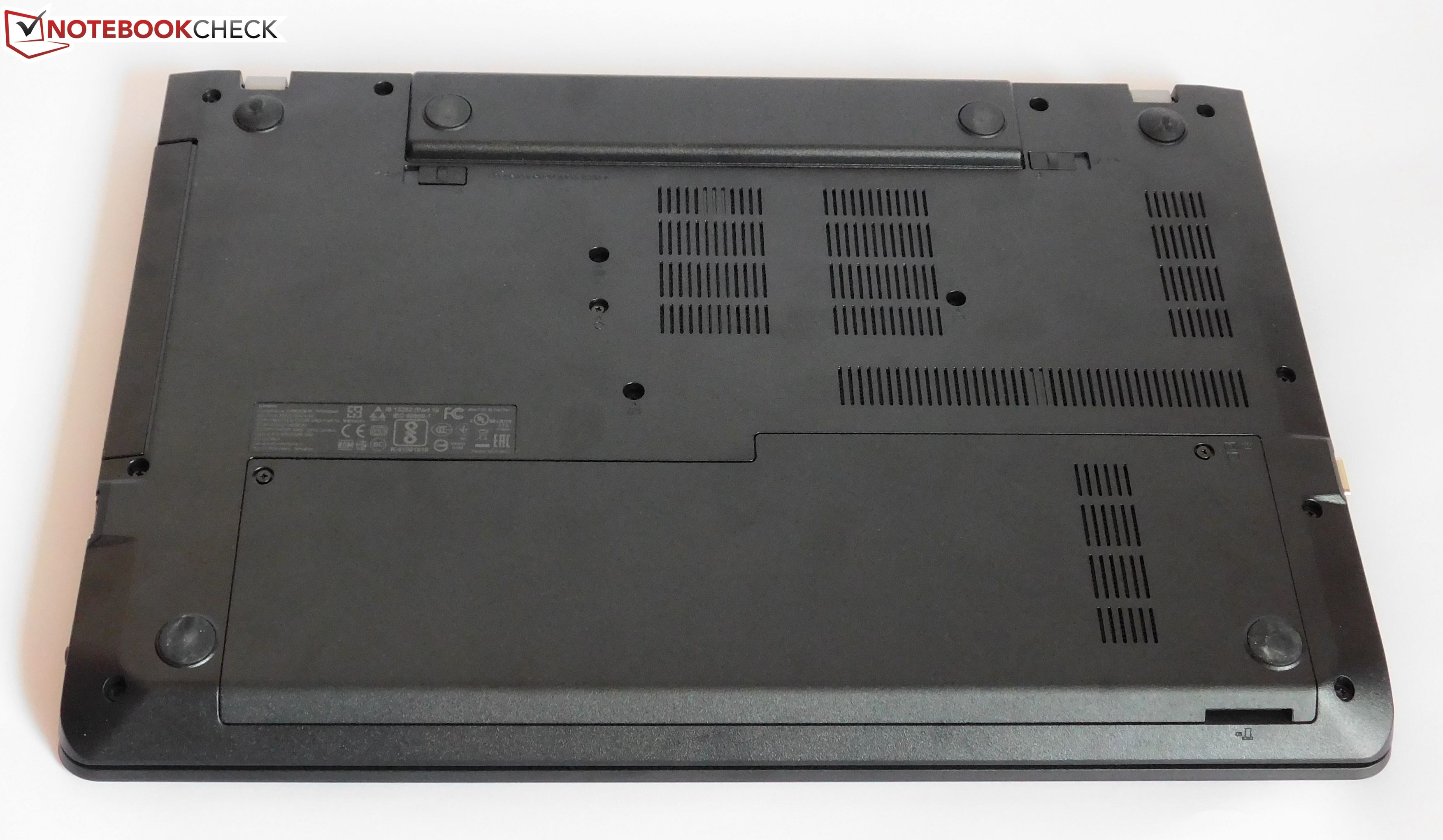 Lenovo ThinkPad E570 (Core i5, GTX 950M) Notebook Review