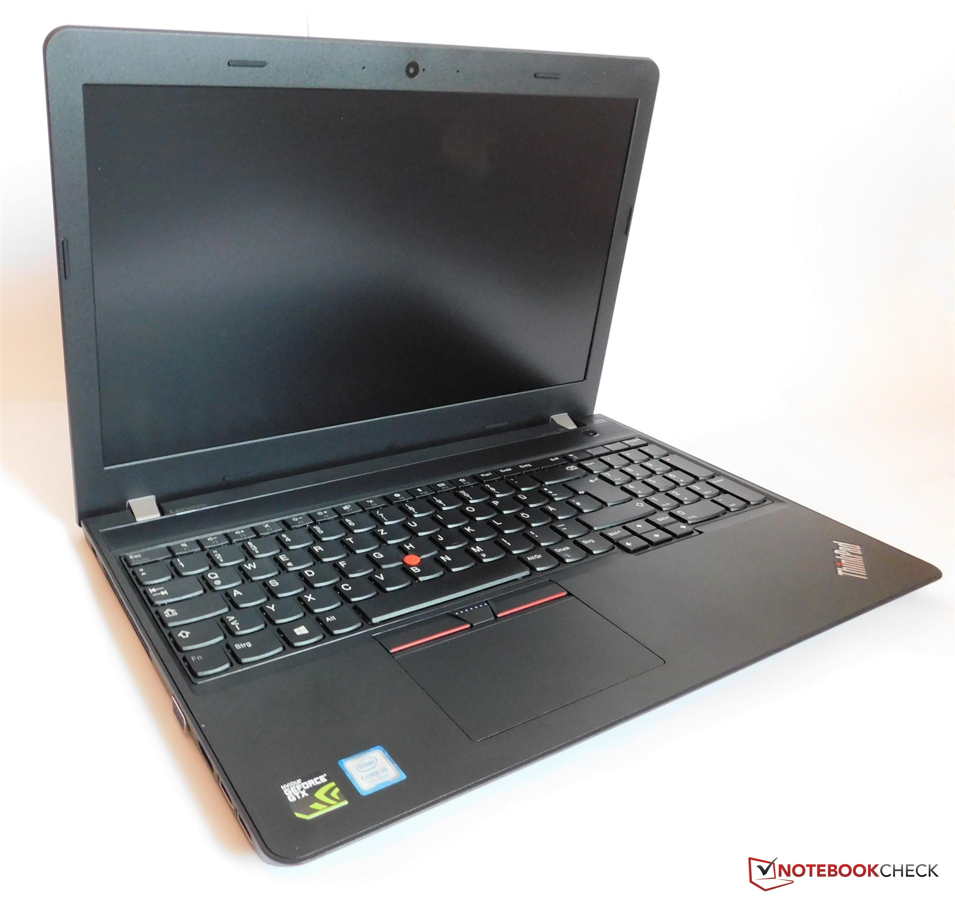 Lenovo ThinkPad E570 Core I5 GTX 950M Notebook Review