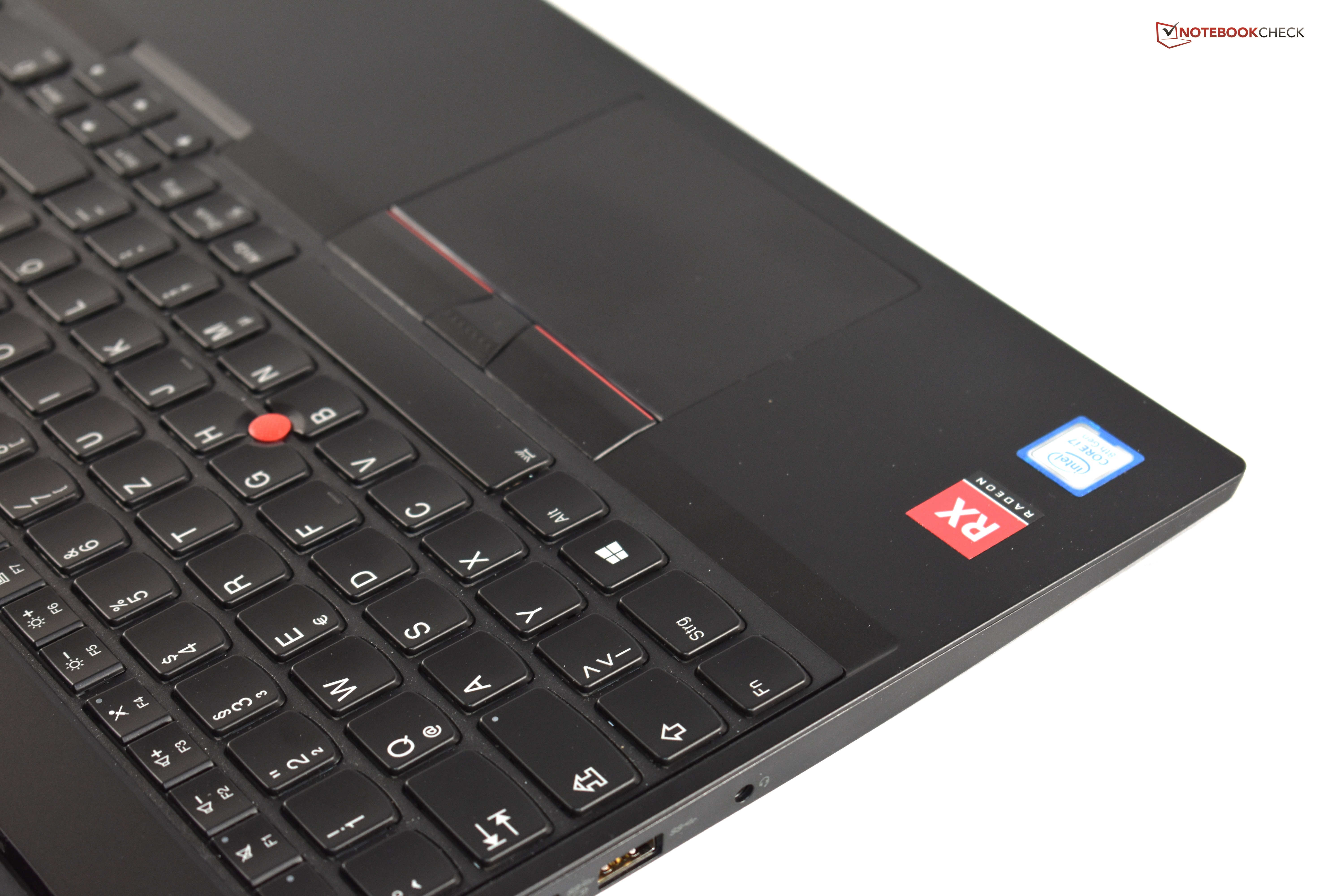 Lenovo ThinkPad E580 (i7-8550U, RX 550) Laptop Review