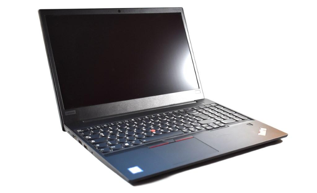 Lenovo ThinkPad E590 (i7-8565U, UHD 620, FHD) Laptop Review