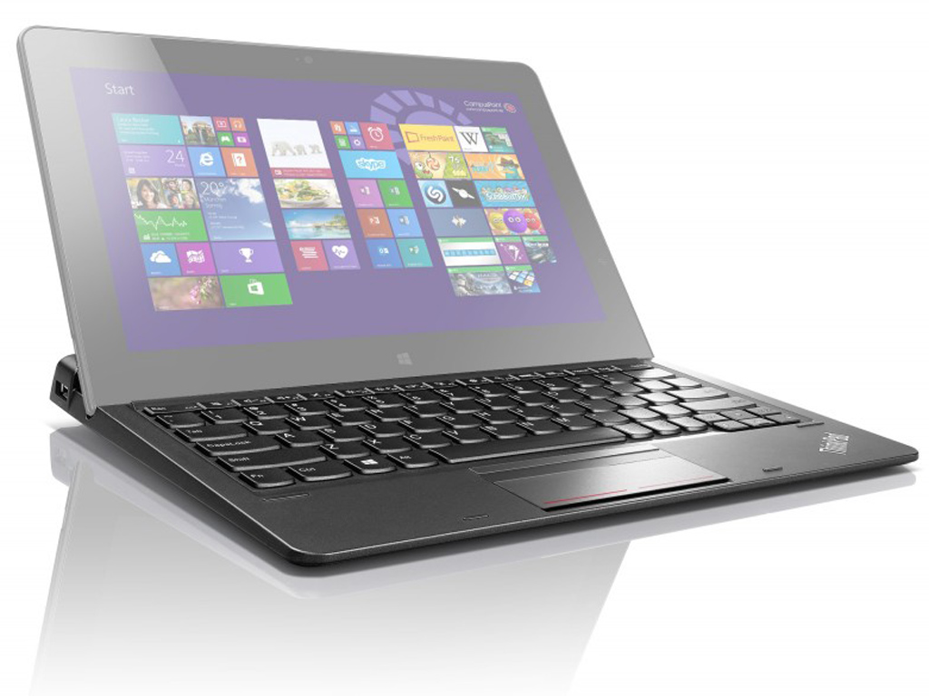Lenovo ThinkPad Helix 2 Tablet Review - NotebookCheck net
