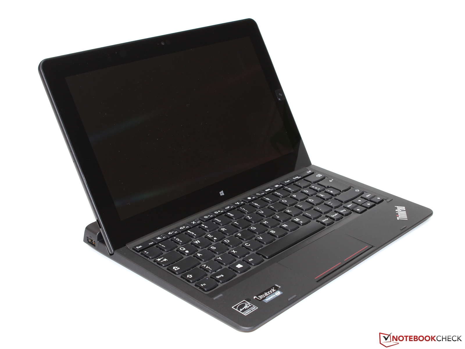 Lenovo ThinkPad Helix 2 Tablet Review - NotebookCheck.net Reviews