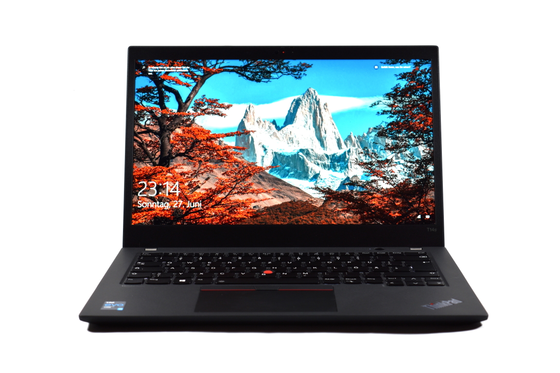 Lenovo ThinkPad T14s G2 Intel review: A very good business laptop despite the 16:9 format