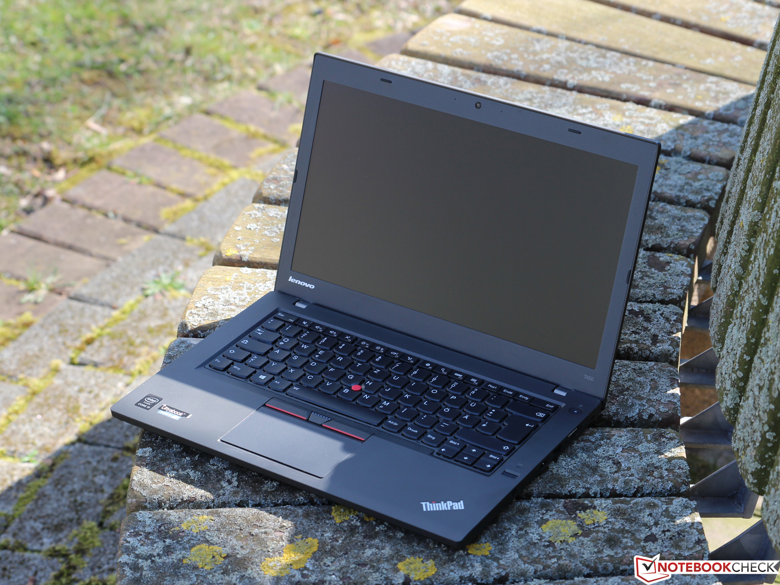 Lenovo ThinkPad T450 Ultrabook Review - NotebookCheck net Reviews