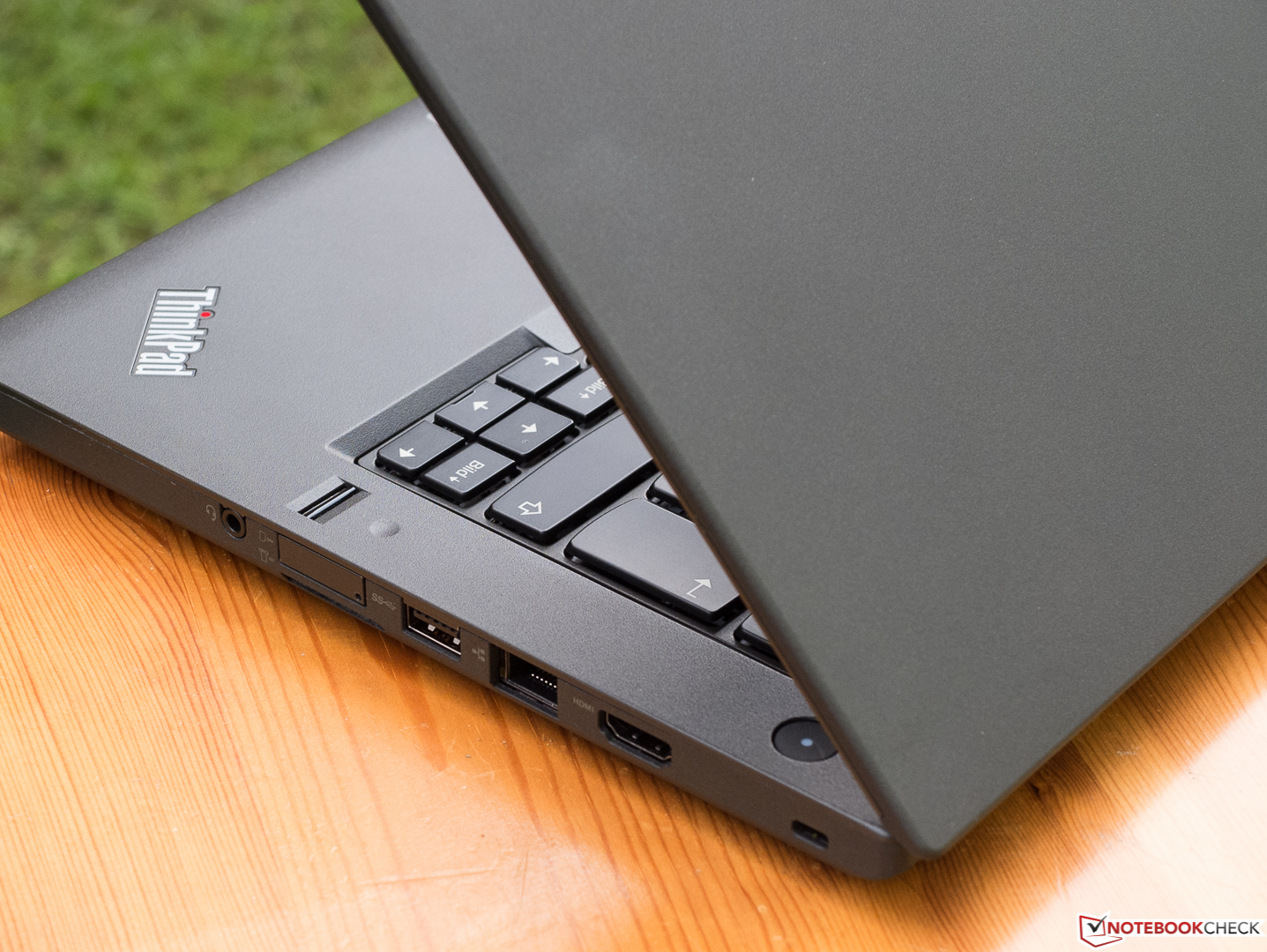 Lenovo ThinkPad T460 (Core i5, FHD) Notebook Review
