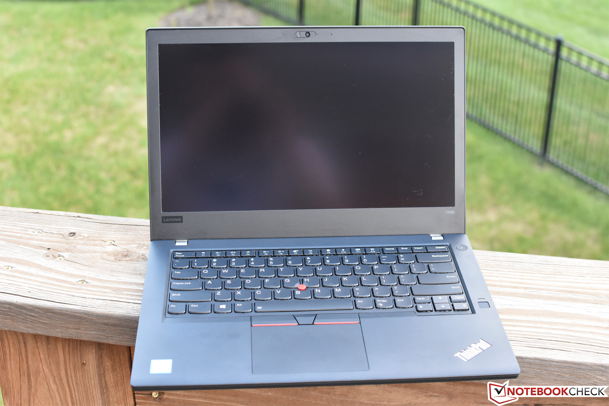 Lenovo ThinkPad T480 (Core i7-8650U, FHD) Laptop Review