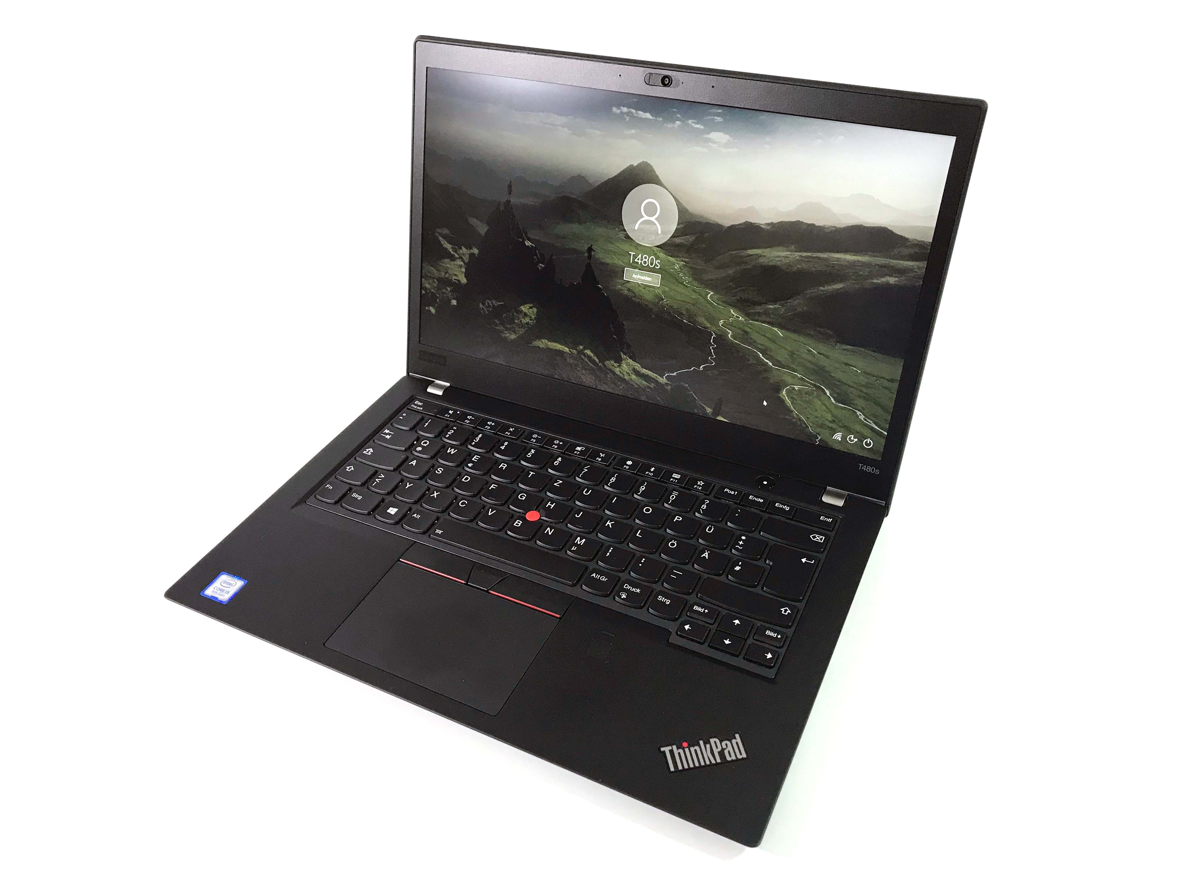 Lenovo ThinkPad T480s (i5, WQHD) Laptop Review