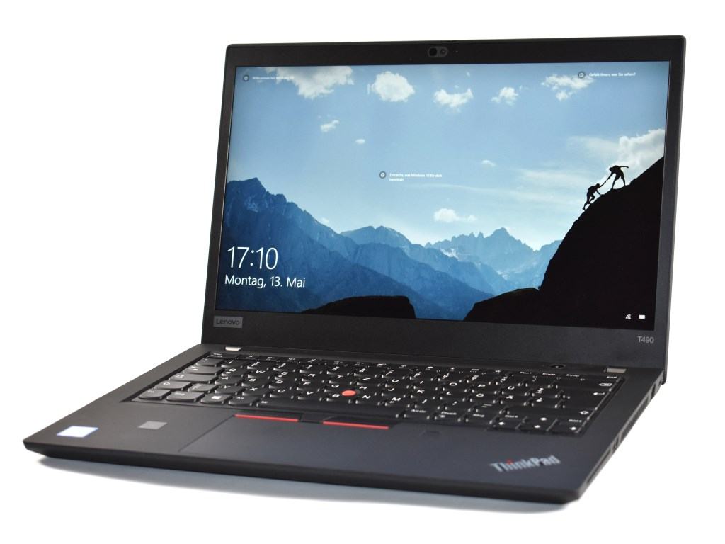 Lenovo Thinkpad T490 Review The Wqhd Hdr Panel Convinces In The Test But Makes Only Limited Sense In An Office Laptop Notebookcheck Net Reviews