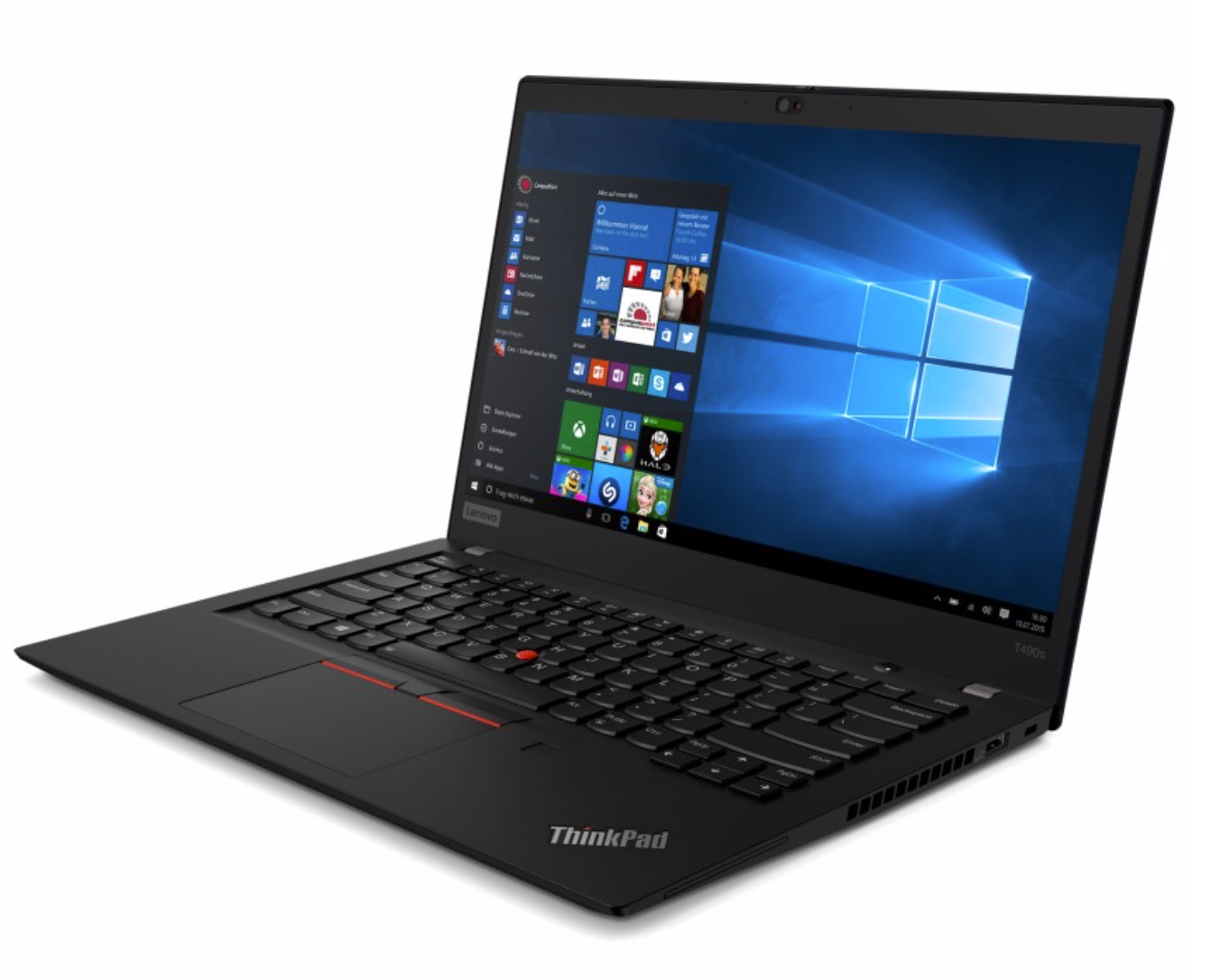 Just arrived: ThinkPad T490s and X390 in review