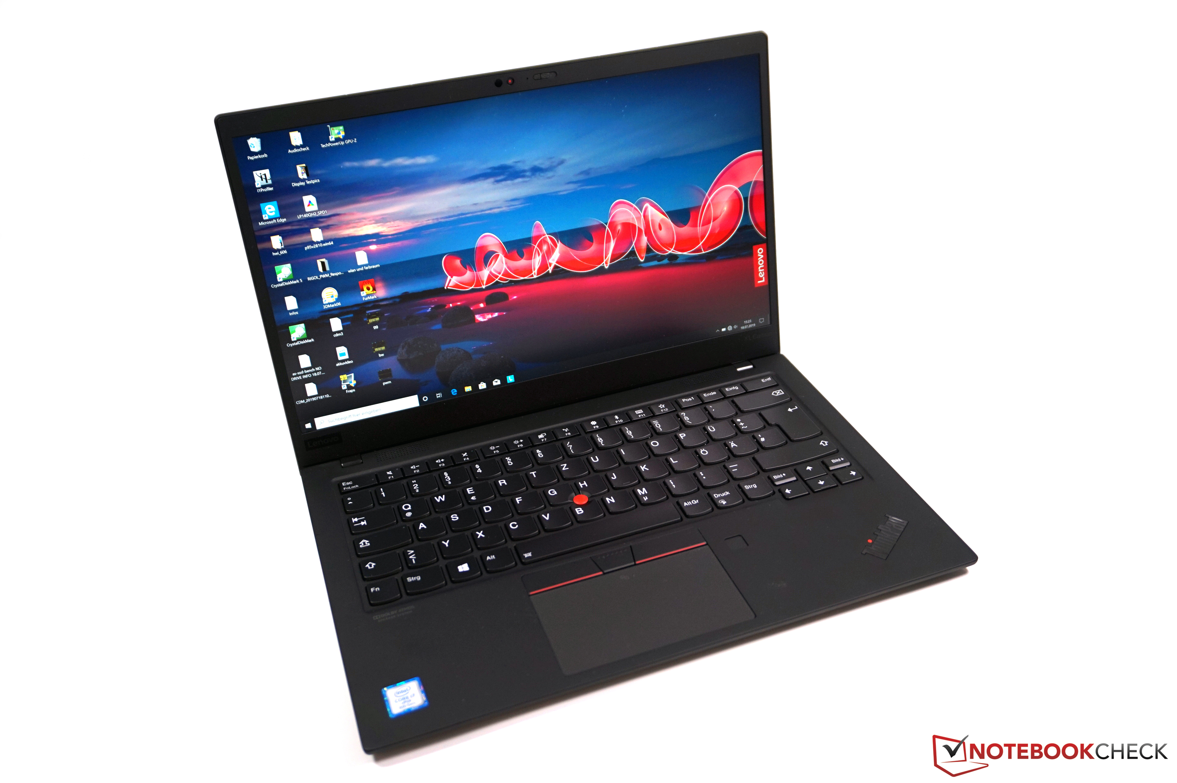 Lenovo ThinkPad X1 Carbon 2019 WQHD Live Review: Still the reference