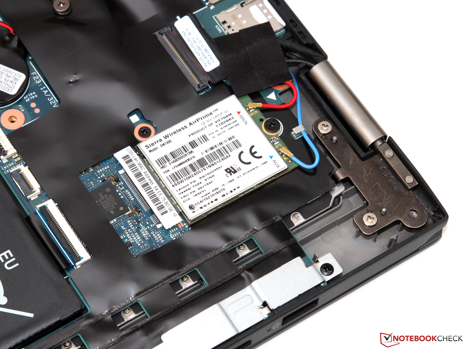 Lenovo Thinkpad X1 Carbon 4th Generation Screen Replacement