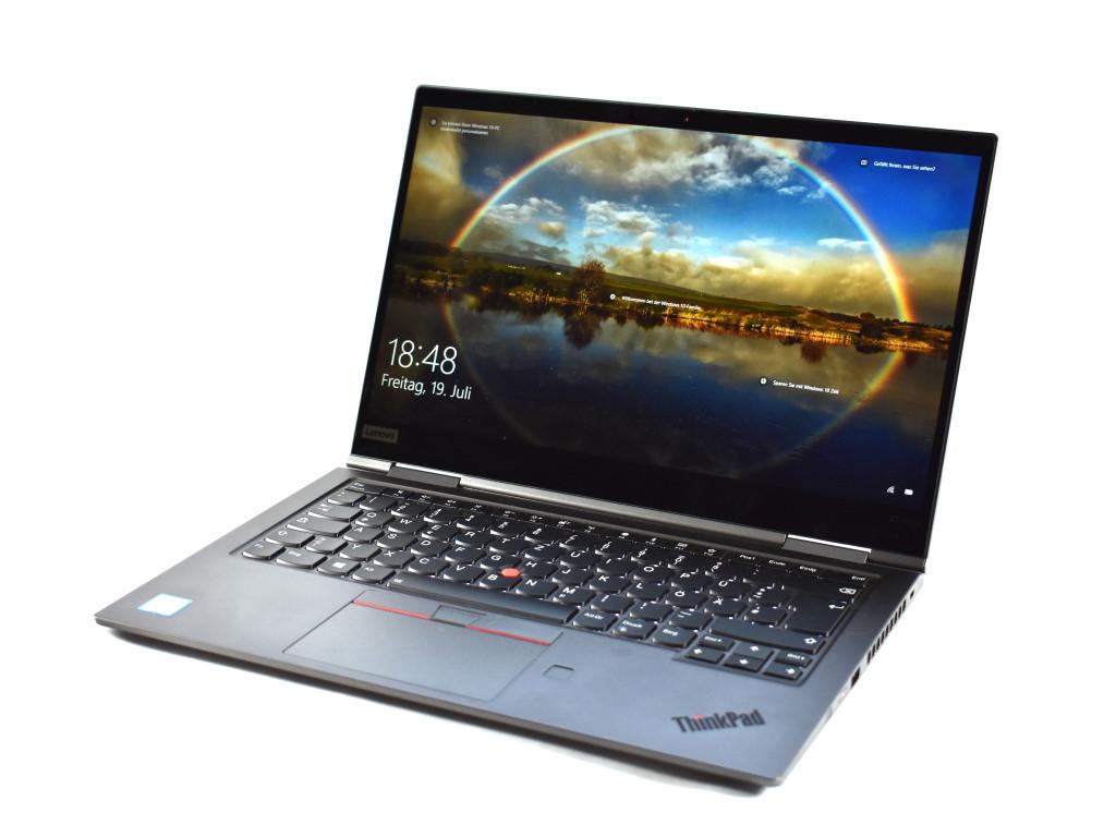 Lenovo ThinkPad X1 Yoga 2019 Laptop Review: Aluminum Unibody & Great