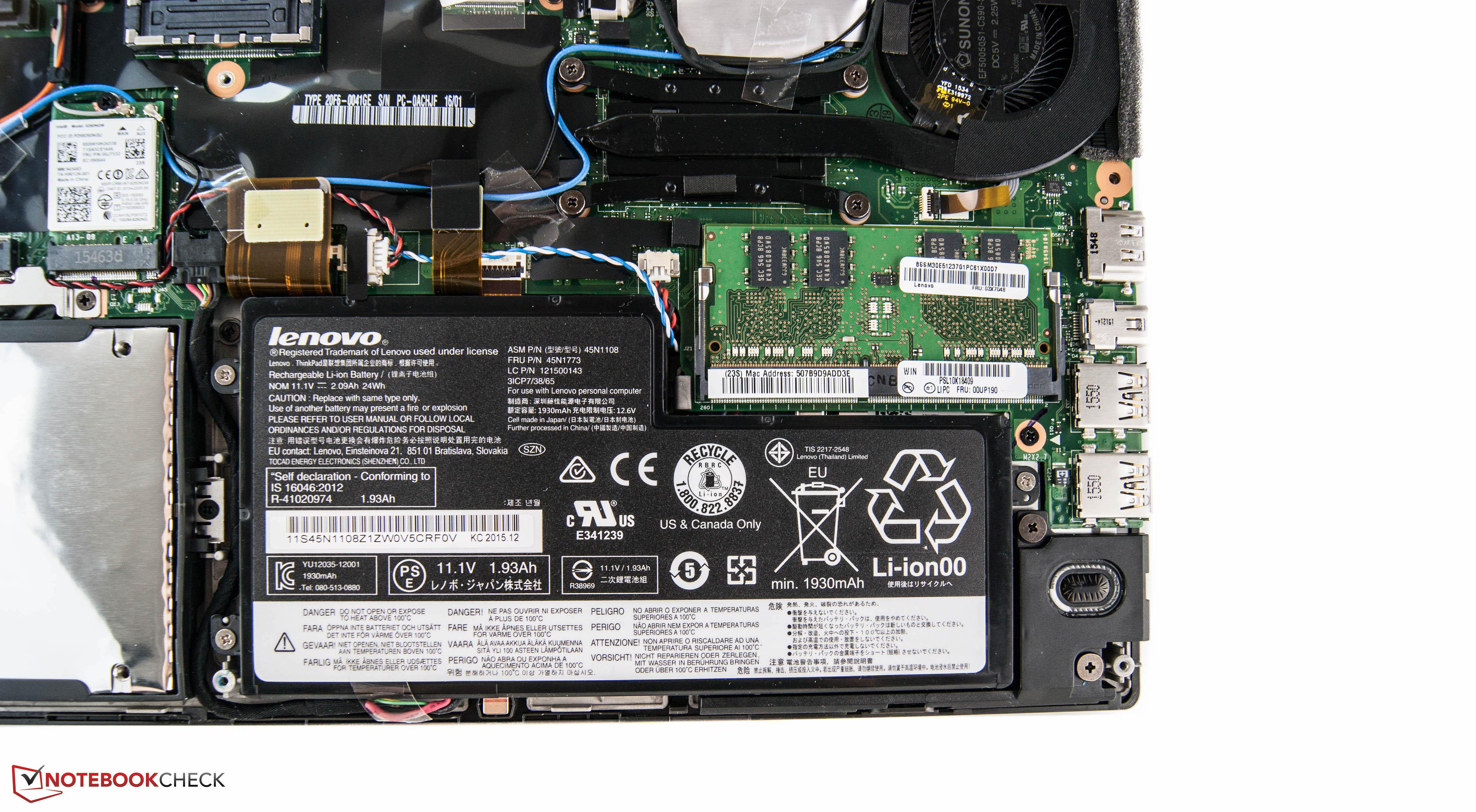 Lenovo Thinkpad X260 Core I5 Wxga Notebook Review