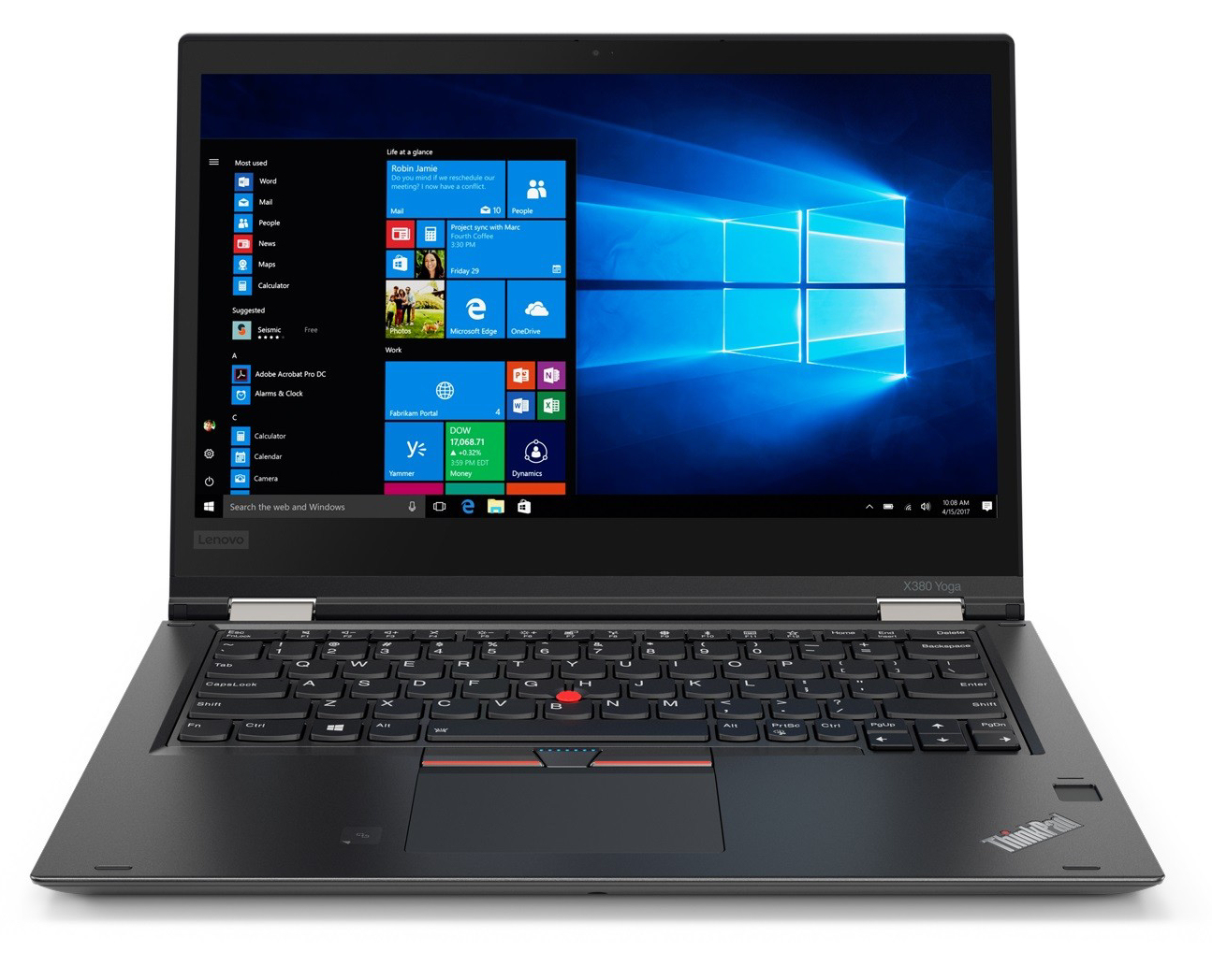 Lenovo Yoga 370 Bedienungsanleitung