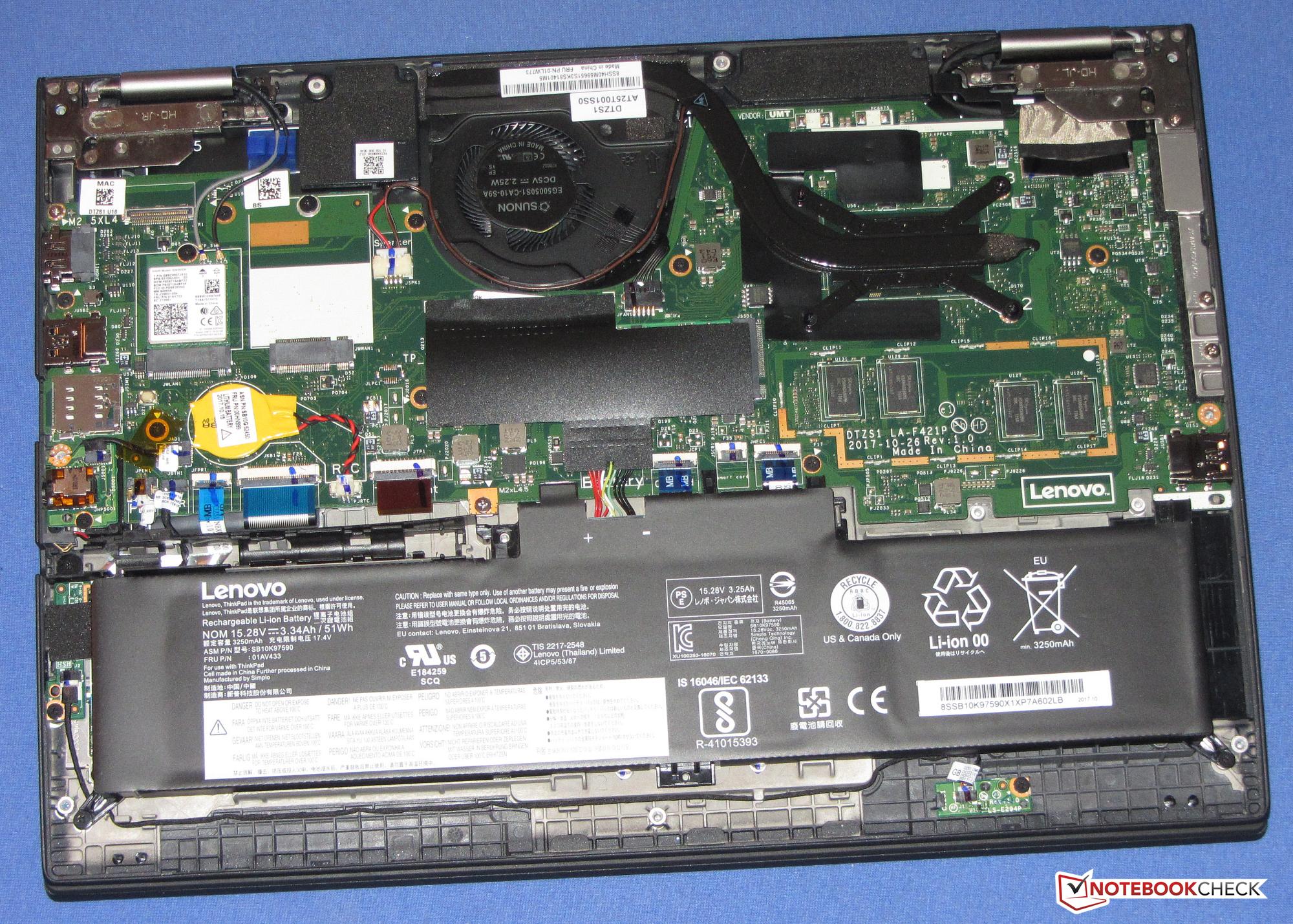 Lenovo ThinkPad X380 Yoga (i7-8550U, FHD) Convertible Review