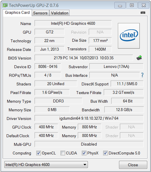 Review Lenovo ThinkPad Edge E540 20C6003AGE Notebook