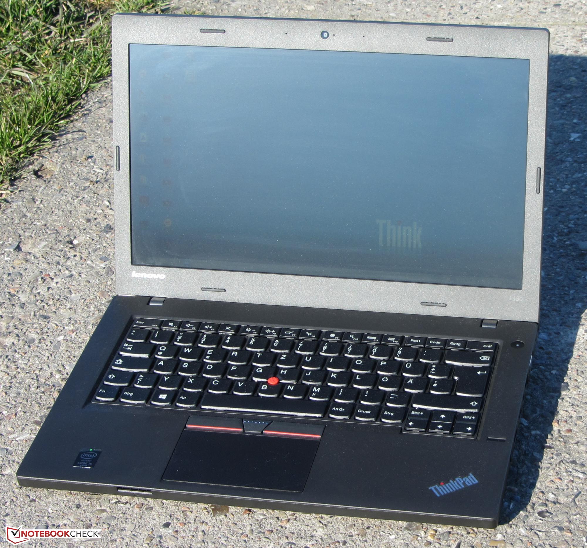 Lenovo ThinkPad L450 64Bit