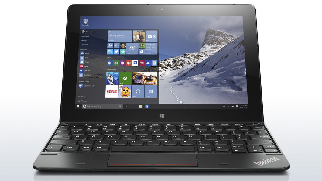Lenovo ThinkPad Tablet 10 2nd Generation Tablet Review