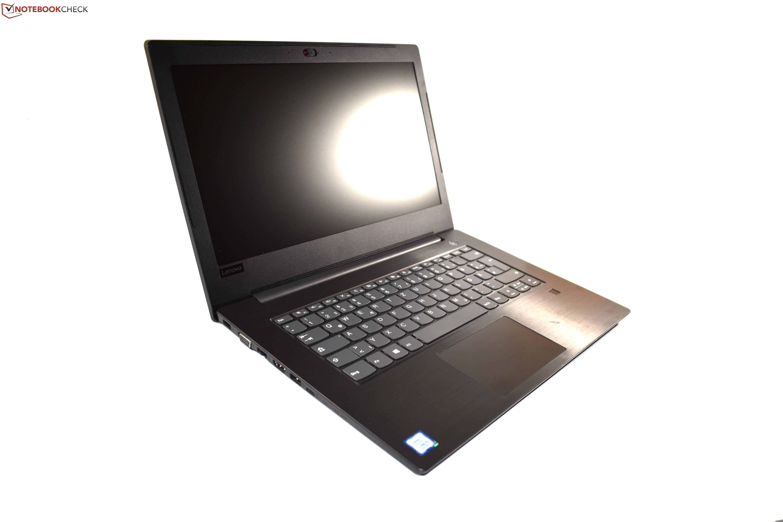 Lenovo V330-14IKB (i5, FHD) Laptop Review - NotebookCheck