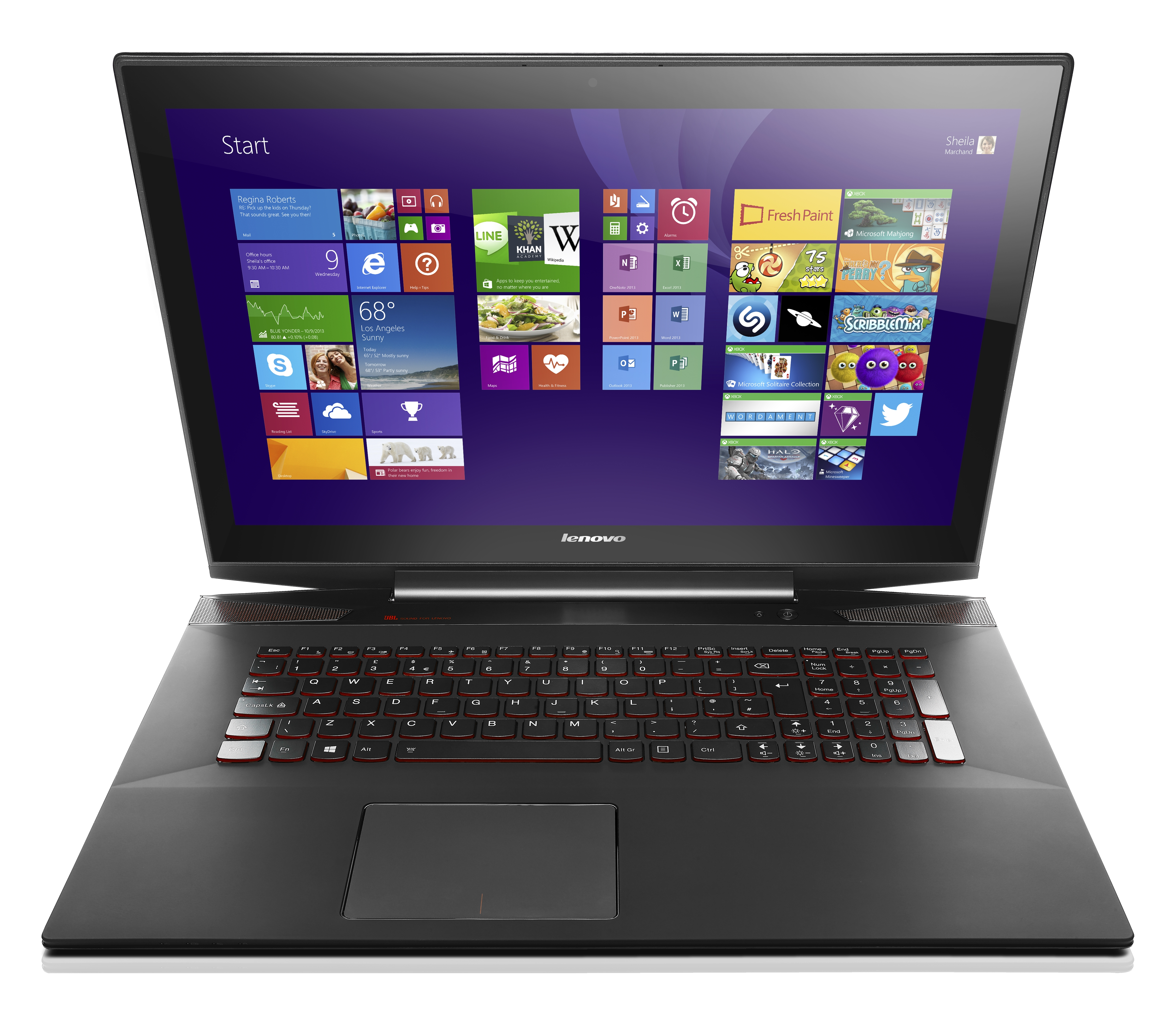Lenovo Y70 Notebook Review - NotebookCheck.net Reviews 19005170f0