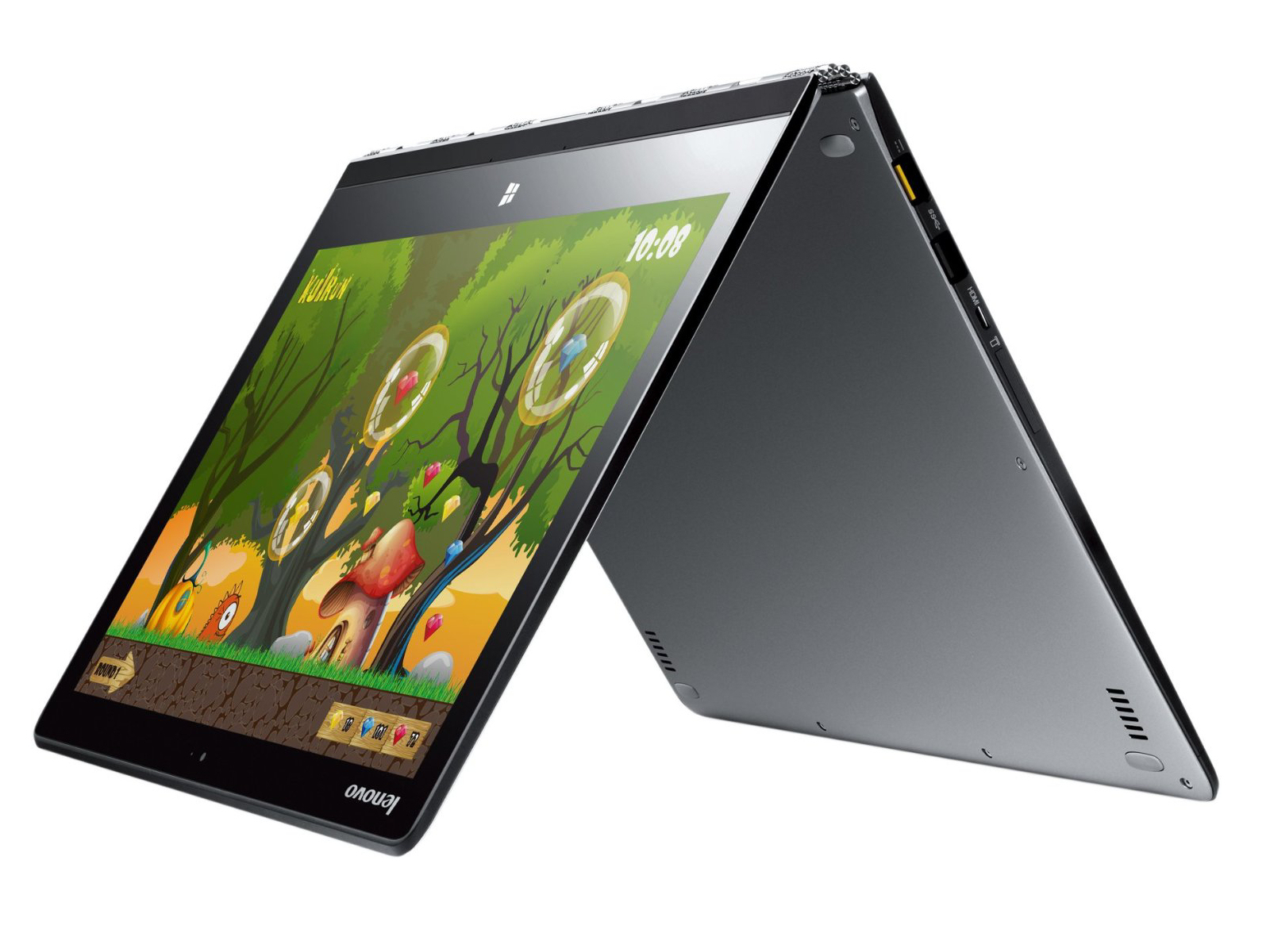 Tablet Lenovo Yoga 3 Pro: review, reviews 40