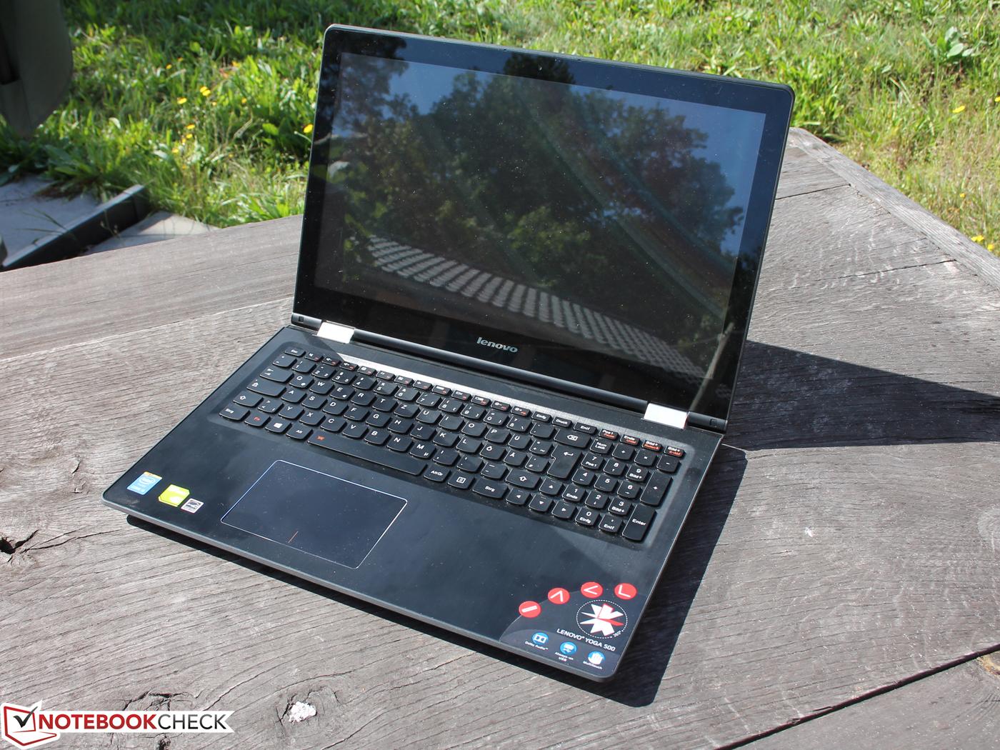 Lenovo Yoga 500 15ibd Convertible Review Notebookcheck