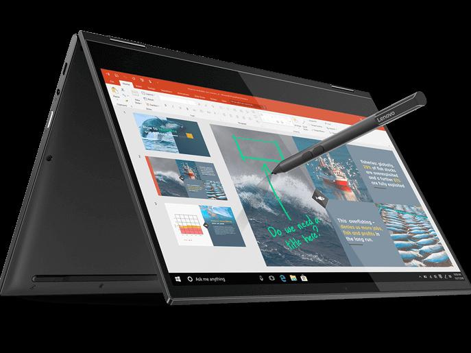 Lenovo Yoga C630 WOS (Snapdragon) Convertible Review - NotebookCheck