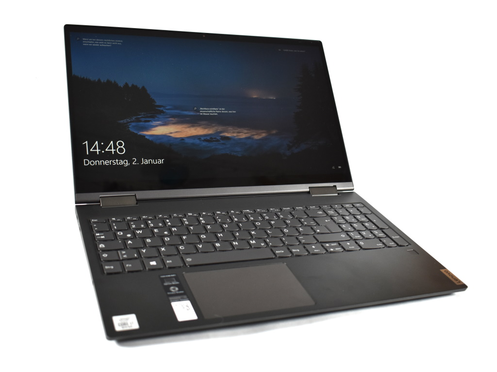 Lenovo Yoga C740 15iml Laptop Review Strong Battery Life Weak Display Notebookcheck Net Reviews