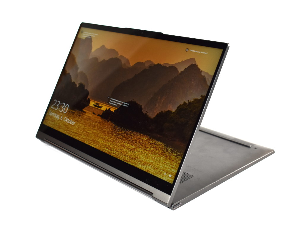 Lenovo Yoga C940-14IIL Laptop Review: Premium Ice Lake convertible
