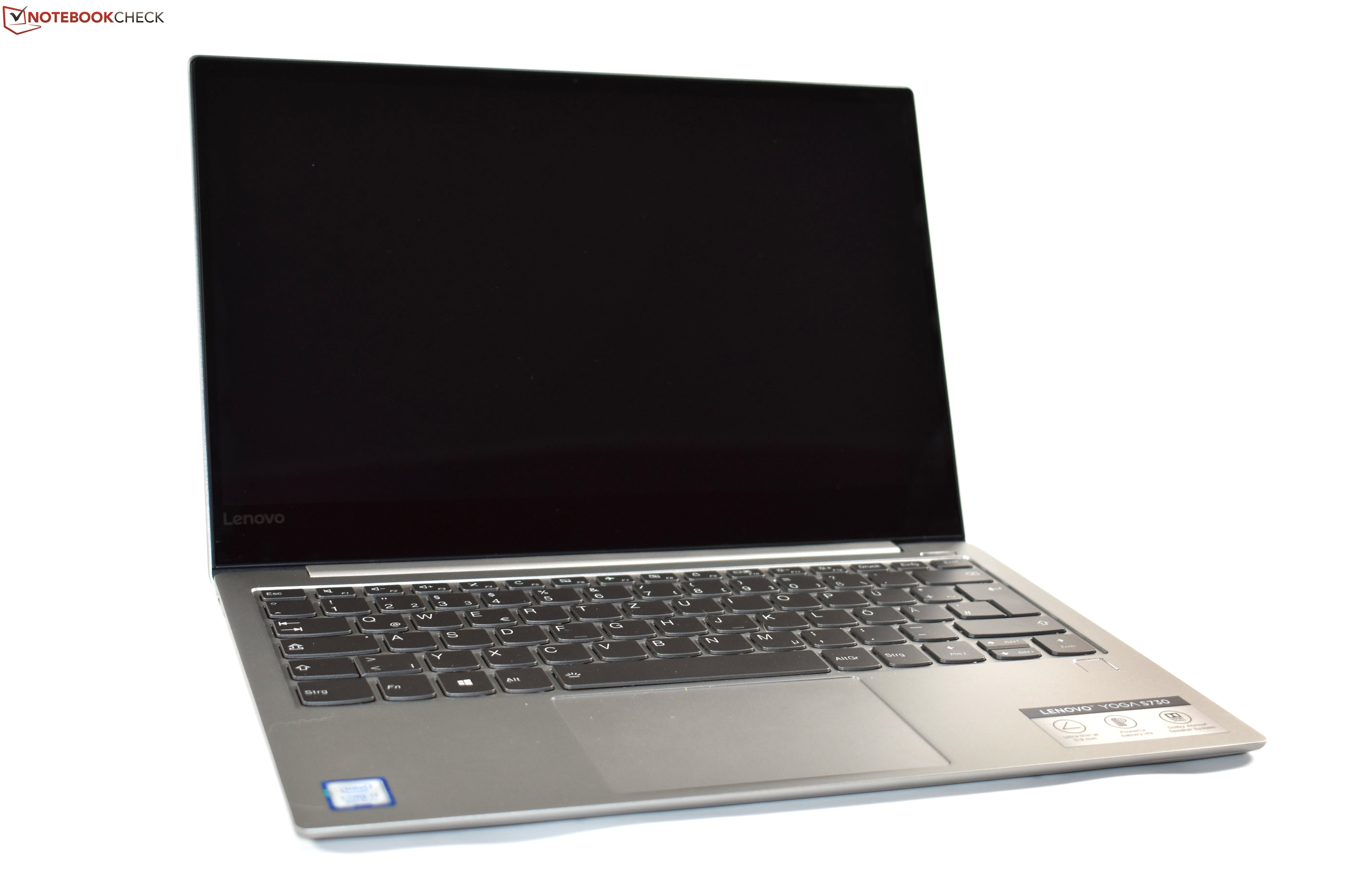 d11b6175fad Lenovo Yoga S730-13IWL (FHD, Core i7-8565U) Laptop Review ...